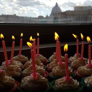 Happy Birthday Local Aromas!