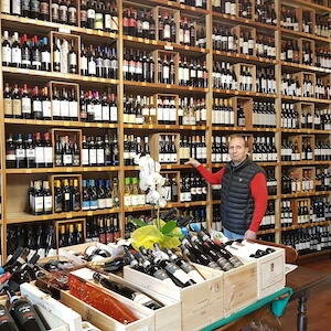 Where to Buy Wine in Rome