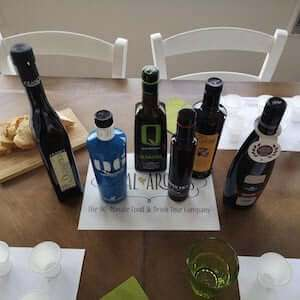 Extra Virgin Olive Oils from Italy