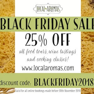 Local Aromas Black Friday Sale 2018