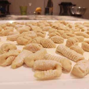 Homemade Gnocchi: Market, Cooking Class & Lunch in Rome