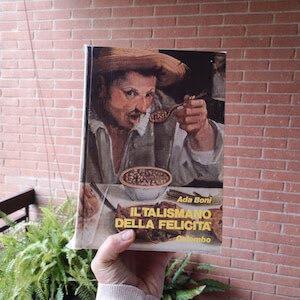Il Talismano della Felicità Italian Cookbook