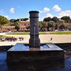 Nasoni: Rome's Historic Water Fountains
