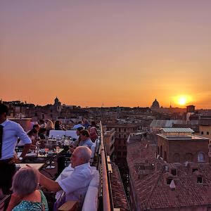5 Fabulous Rooftop Bars in Rome