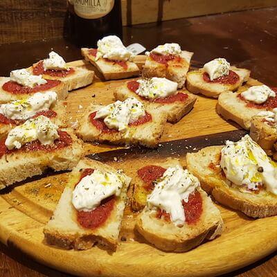 Bruschetta: a delicious Italian appetizer