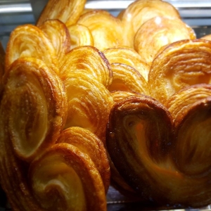 What is Italy's Ventaglio Puff Pastry?