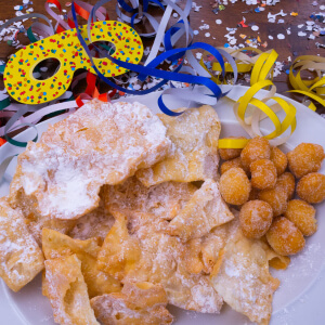 Italian Carnival Food Traditions on Borghi Magazine