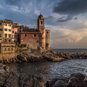 Discover the Italian village of Tellaro