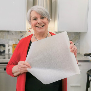 Cooking Healthy Dishes with Parchment Paper