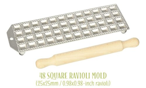 48 ravioli mold