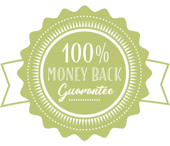 money-back guarantee local aromas