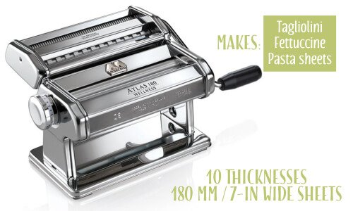 Marcato 180 pasta machine