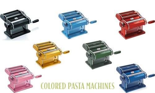 Marcato colored pasta machine