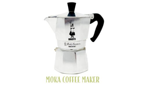 Bialetti moka coffee maker