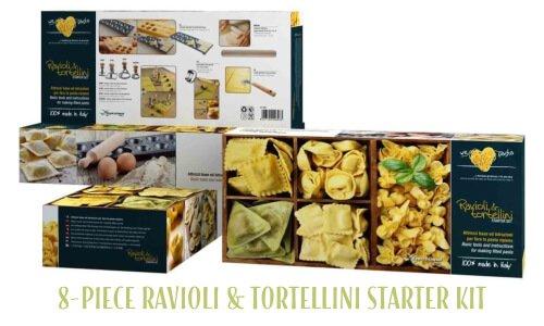 Ravioli and tortellini starter kit