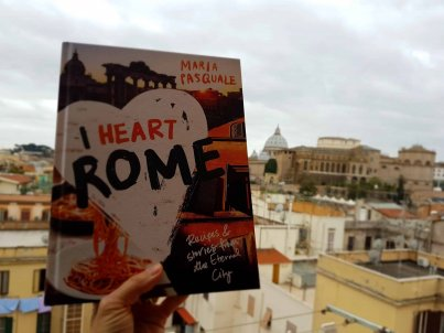 I heart Rome cook book