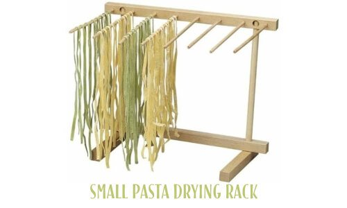 small pasta drying rack